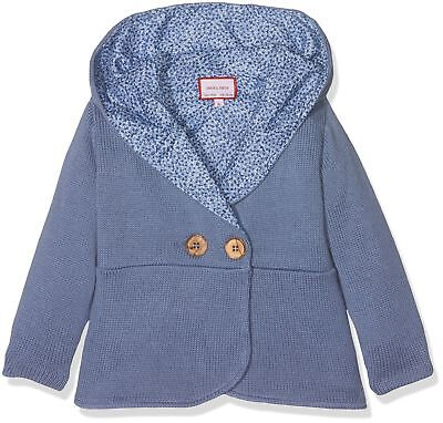 Neck & Neck Baby Boys' Coat Blue (Medium Blue) 74 cm