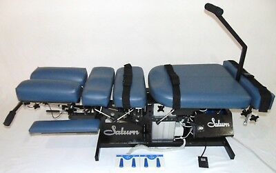 Chiropractic Electric Flexion - Distraction - Adjust - Drop Table, Ncmic Finance