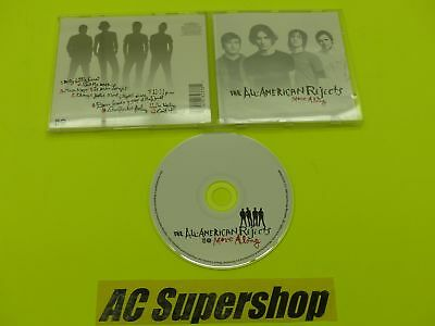 The All American Rejects move along - CD Compact Disc
