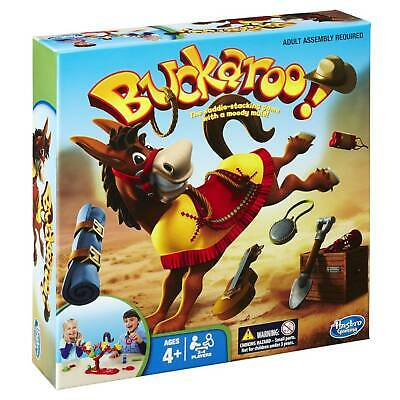 Buckaroo The Saddle Stacking Game With A Moody Mule by Hasbro