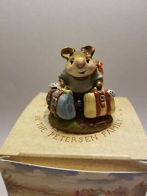 Wee Forest Folk M-110 Traveling Mouse