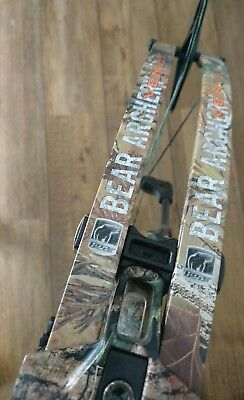 Bear Archery compoundbogen realtree camo