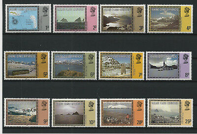 Falkland Islands Dependencies 1984/85 **  Dauermarken postfrisch Mi.Nr. 78-92