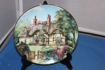 """Hamilton Collection ENGLISH COUNTRY COTTAGES """"GINGER COTTAGE"""" #1234E"""