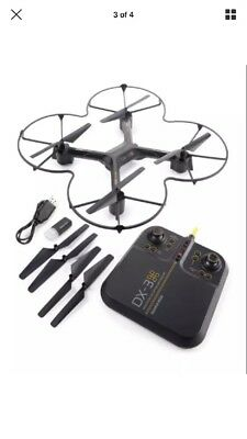 Sharper Image Dx 3 144 Large Drone With Camera 2000 Picclick