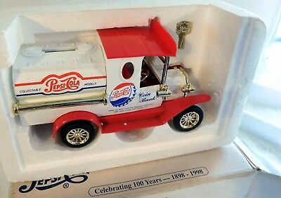 Pepsi Cola 1998 Coin Bank NEW!! Collectable and Great for little kids.