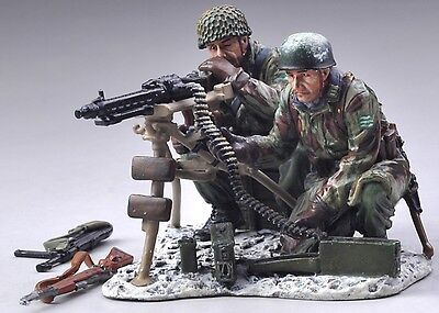 Thomas Gunn Ww2 German Fallschirmjager Fj020B Heavy Machine Gun Set Winter Mib