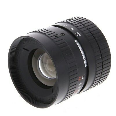1:1.7/35 Fujinon C-Mount Tv Machine Vision High Resolution Lens Hf35A-2