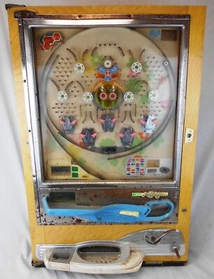 Vintage Nishijin DX Pachinko Machine for Parts or Repair