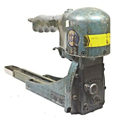"Carton Closing Corp. (CCC) AC8 Pneumatic Stapler, 1-1/4"" X 5/8"" Staple Size"