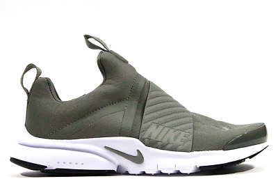 New 870020 002 Big Kids/boy/nike Presto Extreme (Gs) Shoe !dark Stucco/white