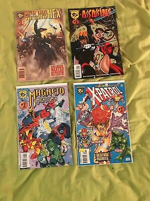 amalgam comics lot. If this doesn't sell in a few days, i am taking them down.