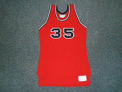 Vtg 40's 50's General Athletic Products ALL NYLON Tank Stitched Jersey Sz 34