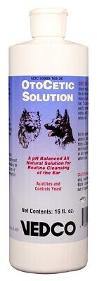OtoCetic Solution (16 oz)