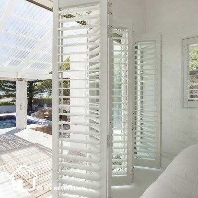 Customized Plantation  Internal PVC Shutters