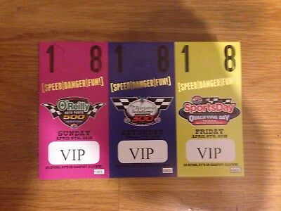Texas Motorspeedway Vip Parking W/ Concession Stand Discount Tickets