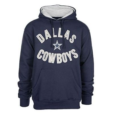 """New Dallas Cowboys """"welch"""" Nfl Authentic Adult Hoodie Pullover - Many Sizes"""