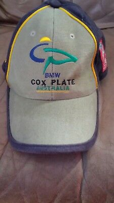 Cox Plate Cap 2000 Sunline Horseracing History Awesome