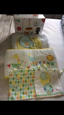Mothercare Roll up roll uo nursery bundle