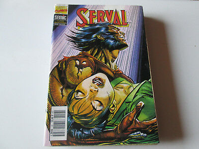 Marvel  Serval  26  . Version Integrale ...comics Marvel Semic...tbe .