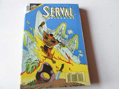Marvel  Serval  15  . Version Integrale ...comics Marvel Semic...tbe .