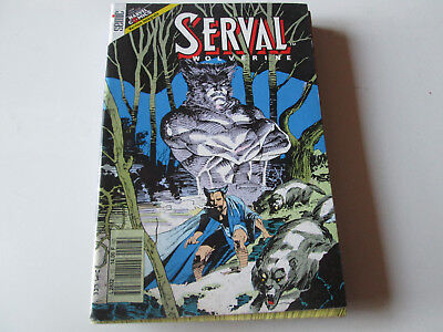Marvel  Serval  13  . Version Integrale ...comics Marvel Semic...tbe .