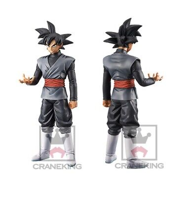 ORIGINAL Banpresto Dragonball Figur The Super Warriors vol.2 Black Goku Zamasu