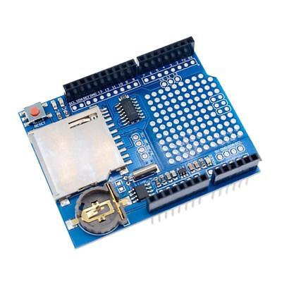 Data Logger Modul Protokollierung Shield Data Recorder Shield für Arduino UNO SD
