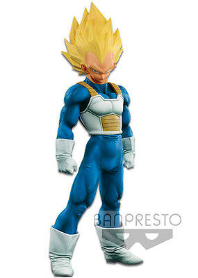 ORIGINAL Banpresto Dragonball Figur SMSP Super Saiyajin Vegeta Limited