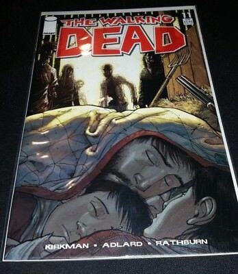 The Walking Dead #11 (Aug 2004, Image) First Printing NM++