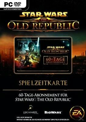 Star Wars: The Old Republic Timecard 60 Tage