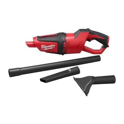 Milwaukee M12 12-Volt Lithium-Ion Cordless Compact Vacuum (Tool-Only) NEW