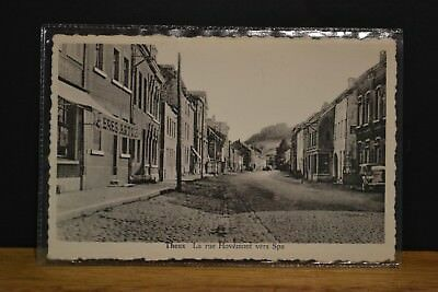 Cp  Ancienne Carte Postale Theux - Rue Hovemont Vers Spa