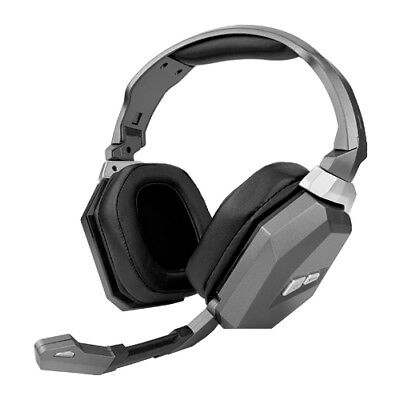 Wireless Digital Fiber-optical Gaming Headset Headphone for Xbox One/360 PS3/PS4