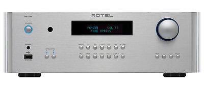Rotel Ra1592 Silver Amplifier Rrp £2095