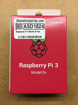 2018 Newest Element14 Raspberry Pi 3 B+ Plus Motherboard