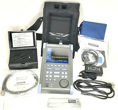 NEW B&K Precision 2658A 8.5GHz Spectrum Analyzer Bundle w/ PR 26M Magnetic Probe