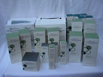 Arbonne Intelligence Lot of 20 items listed below Travel sets, etc.