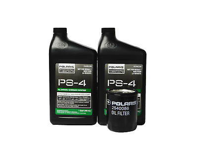 2014-2018 Polaris Ranger 570 4x4 Full Size EPS EFI OEM Oil Change Kit 2202166