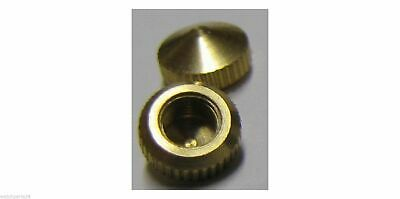 Closed Hand Nut Cap Nut Brass Gold for Junghans W838 W817 838 817
