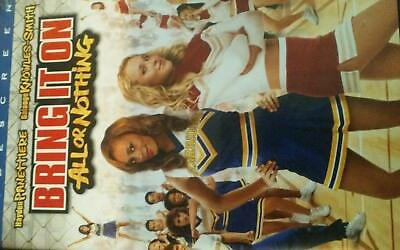 Bring It On: All or Nothing - Widescreen DVD