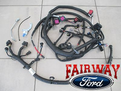 ford explorer engine wiring harness oem engine wire wiring harness ford explorer sport trac ...