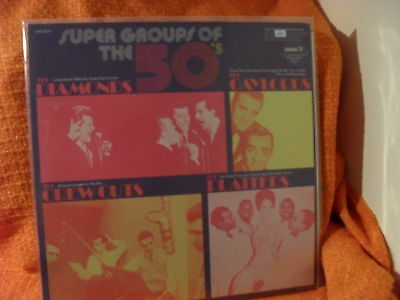 Super Groups Of The 50's