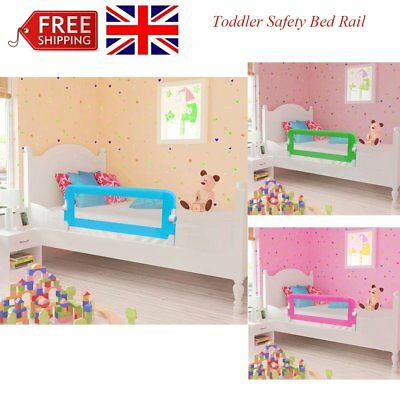 Bed Guard Toddler Safety Childs Bedguard Baby Folding Mesh Rail 3 Colors/2 Sizes