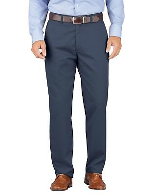 Dickies Dark Navy Relaxed Fit Tapered Leg Comfort Waist Pants WP924RDN
