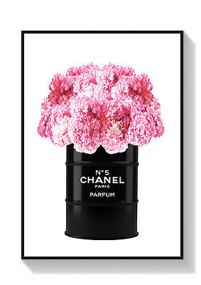 Chanel Prints - Various styles   A4 - A3 - A2 - 8 x 10  Home Decor Wall Prints