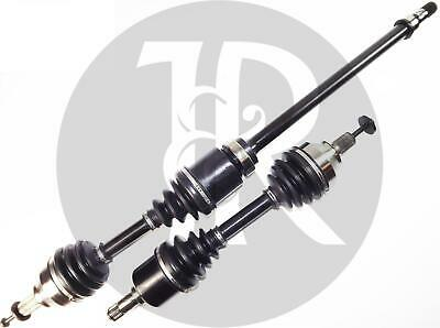 Ford Focus 2.5 St Drive Shaft Set (Uprated) For Lowered & Remapped Cars