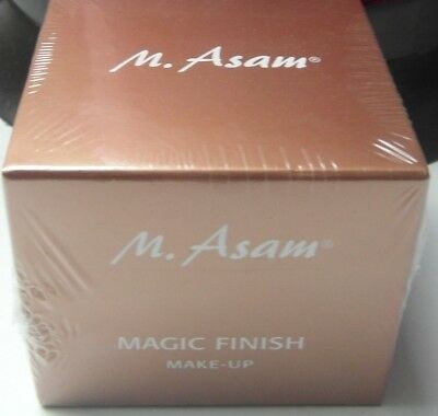 (100ml/76,27€) M.ASAM COLORS OF BEAUTY, Magic Finish, 30ml ! Neu & Ovp Paypal !
