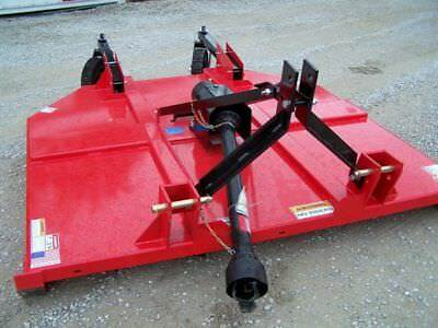 New 1607 Titan 7 ft. HD Brush Hog-- **Made in USA Can ship @ $1.85 mile.