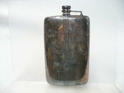 Vintage APOLLO Whishey Flask 14oz.